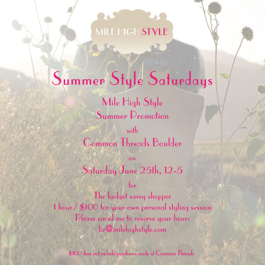 SummerStyleSaturdaysJune